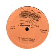 """Various Artists - A Day In Jamaica - 12"""" Vinyl"""