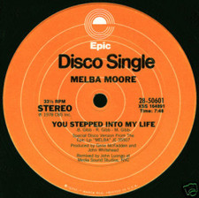 """Melba Moore - You Stepped Into My Life - 12"""" Vinyl"""