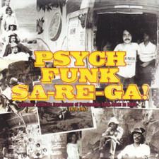 Various Artists - PSYCH-FUNK 103:Sa-Re-Ga! - 2x LP Vinyl