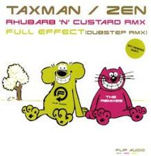 "Taxman/Zen - Rhubarb/Full Effect - 12"" Vinyl"