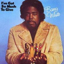 Barry White - I've Got So Much to Give - LP Vinyl
