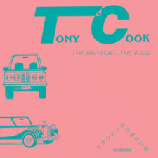 "Tony Cook - The Rap - 7"" Vinyl"