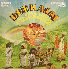 "Dubkasm - More Jah Songs - 12"" Vinyl"