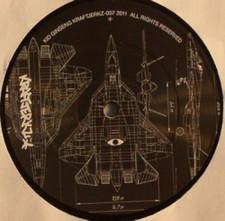 """Luke Eargoggle/Kid Ginseng - Aviators - 12"""" Vinyl"""