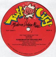 "Funkmaster Wizard Wiz - Put that Head Out - 12"" Vinyl"