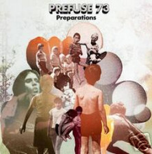 Prefuse 73 - Preparations - 2x LP Vinyl+CD