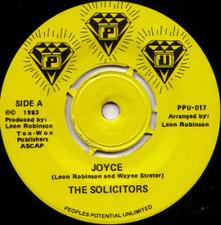 "The Solicitors - Joyce - 7"" Vinyl"
