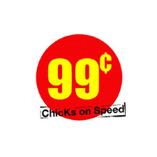 Chicks On Speed - 99 Cents - 2x LP Vinyl