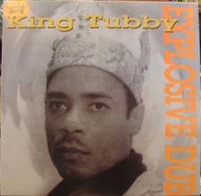 King Tubby - Explosive Dub - LP Vinyl