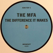 "The MFA - The Difference It Makes - 12"" Vinyl"