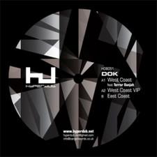 """D.O.K. - West Coast - 12"""" Vinyl"""