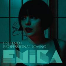 "Emika - Pretend/Professional Loving - 12"" Vinyl"