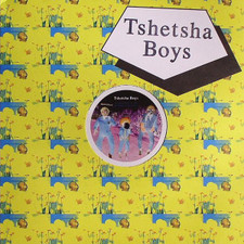 "Tshetsha Boys - Anidyi Nyama - 12"" Vinyl"