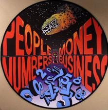 """Feadz - PEOPLE NUMBERS MONEY BUSINESS - 12"""" Vinyl"""
