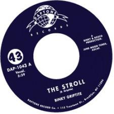 "Binky Griptite - The Stroll - 7"" Vinyl"
