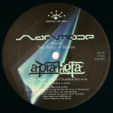 """Slam Mode - Apraketa - 12"""" Vinyl"""