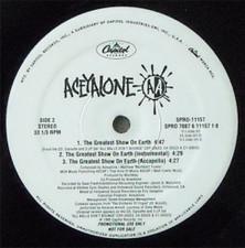 "Aceyalone - Greatest Show On Earth - 12"" Vinyl"