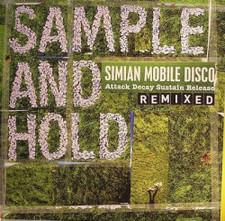 Simian Mobile Disco - Sample & Hold Remixed - 3x LP Vinyl