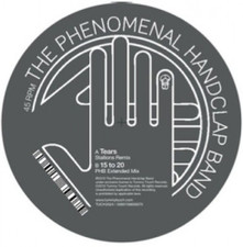 "Phenomenal Handclap Band - Tears Remix - 12"" Vinyl"
