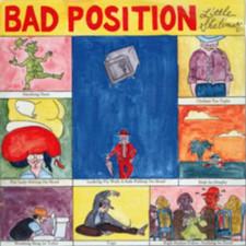 """Little Shalimar - Bad Position - 7"""" Vinyl"""