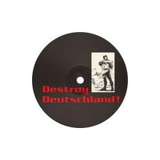 "Various Artists - Destroy Deutschland! - 12"" Vinyl"