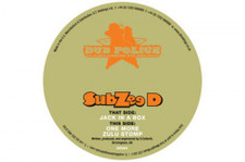 """Subzee D - Jack In a Box - 12"""" Vinyl"""