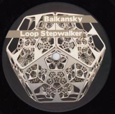 """Balkansky & Loop Stepwalker - Simetria - 12"""" Vinyl"""