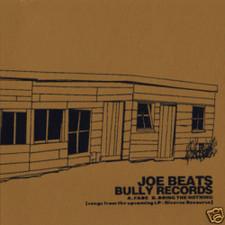 """Joe Beats - Fade - 7"""" Vinyl"""