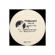 Irrelevant - I'll Be OK - 2x LP Vinyl