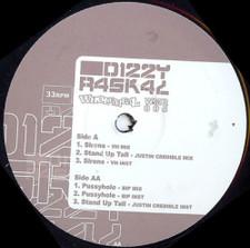 """Dizzee Rascal - Remixes - 12"""" Vinyl"""