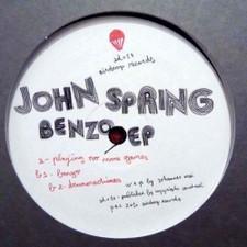 "John Spring - Benzo - 12"" Vinyl"