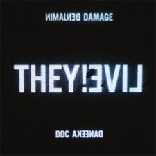 Doc Daneeka & Benjamin Damage - They!Live - 2x LP Vinyl