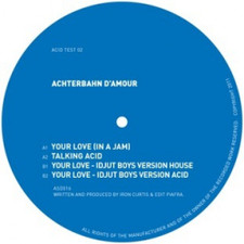 "Achterbahn D'amour - Your Love - 12"" Vinyl"