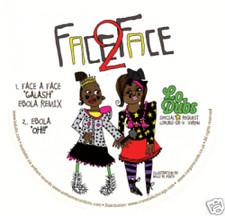 """Face 2 Face/Ebola - Galash - 12"""" Vinyl"""