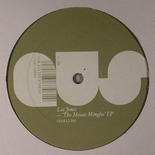 "Lee Jones - The Moose Mingles - 12"" Vinyl"
