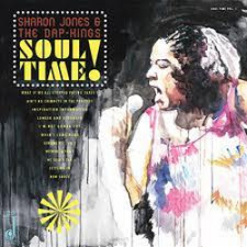 Sharon Jones & The Dap Kings - Soul Time! - LP Vinyl