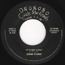 "Dam-Funk - It's My Life! - 7"" Vinyl"
