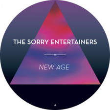 "The Sorry Entertainers - New Age - 12"" Vinyl"
