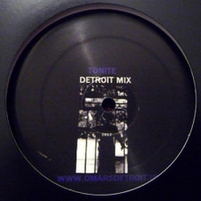 "Omar S - Presents AARON FIT SIEGEL Tonite - 12"" Vinyl"