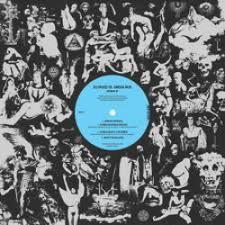 """DJ Druzz - vs. OMEGA MUS Apeman - 12"""" Vinyl"""