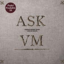 """Ashraf Sharif Khan & Viktor Marek - Pudel Produkte 16 - 12"""" Vinyl"""