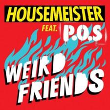 """Housemeister - Weird Friends - 12"""" Vinyl"""