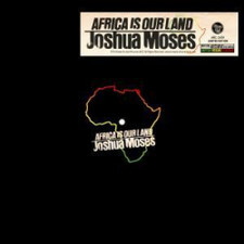 "Joshua Moses - Africa - 12"" Vinyl"