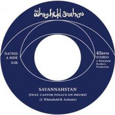 """Whitefield Brothers - Savannahstan - 7"""" Vinyl"""