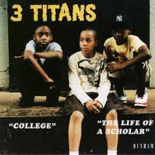 """3 Titans - College - 7"""" Vinyl"""