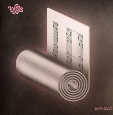 "Uffie - Difficult - 12"" Vinyl"