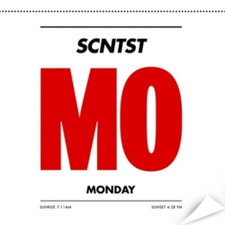 "Scntst - Monday - 12"" Vinyl"