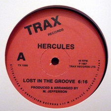 "Hercules - Lost in the Groove - 12"" Vinyl"