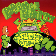 Prince Fatty - Super Size - LP Vinyl