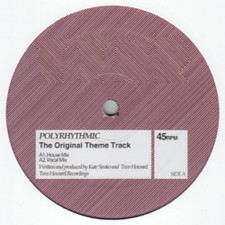 "Polyrhythmic - The Original Theme Track - 12"" Vinyl"